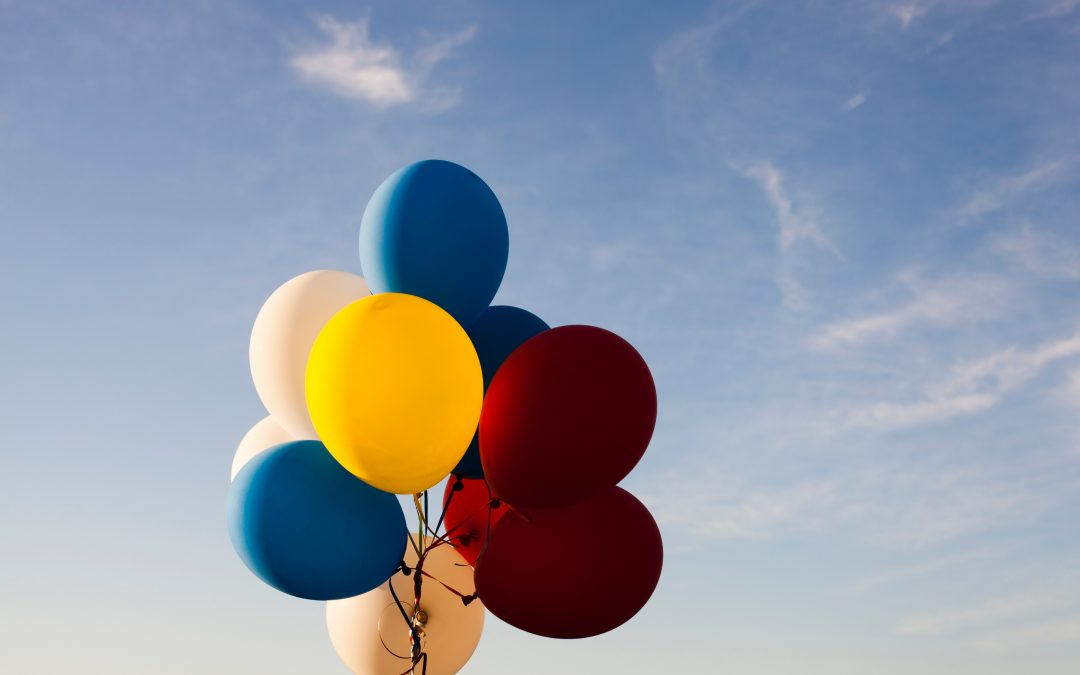 Birthdays and Gratitude