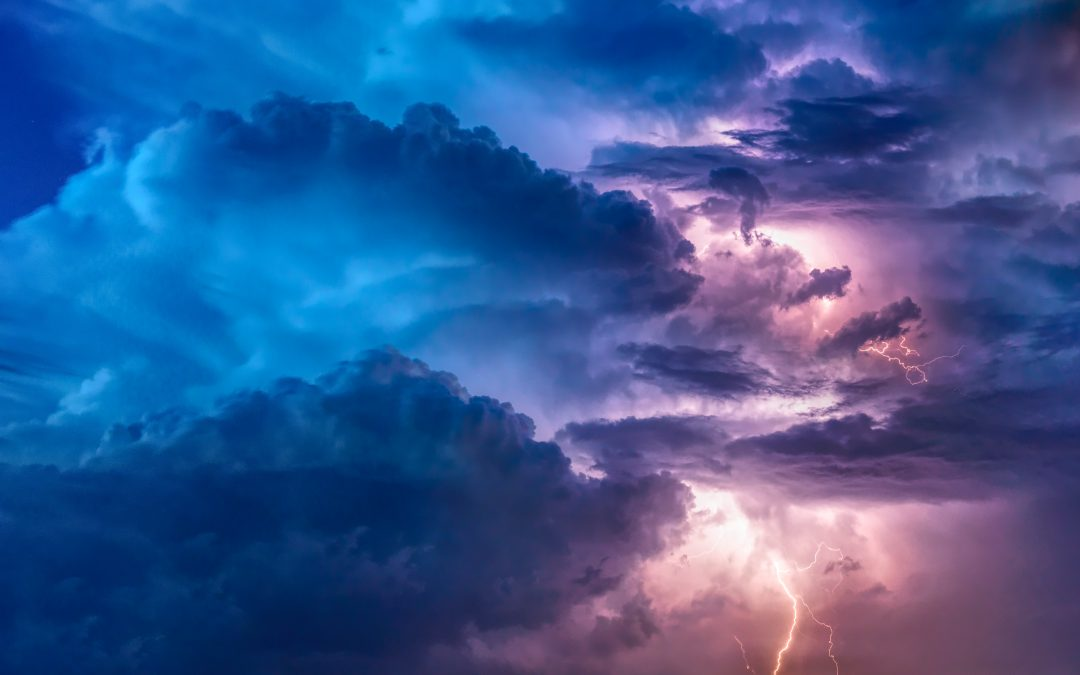 Who are you in the storm?